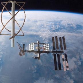 Antena QFH do Łączności via satelity